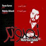 کاور آهنگ Mehrdad Habibi - Tasvir