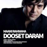 کاور آهنگ Mani Rahnama - Dooset Daram