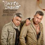 کاور آهنگ Saeed Hashemi - Harf Taze (Ft Mahan Ariya)