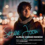 کاور آهنگ Alireza Gharaeimanesh - Setare Joon