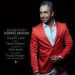 کاور آهنگ Ehsan Payeh - Hamino Mikham