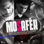 کاور آهنگ Erfan Salimi - Mosafer