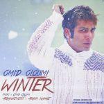 کاور آهنگ Omid Oloumi - Winterr