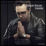 کاور آهنگ Siamak Hatam - Aroomam Kon