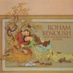 کاور آهنگ Roham - Benoush
