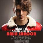 کاور آهنگ Amin Saboori - Baroon Dareh Mibareh