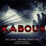کاور آهنگ Behzad Pax - Kabus