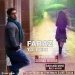 کاور آهنگ Faraz - To Beri