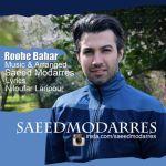 کاور آهنگ Saeed Modarres - Roohe Bahar