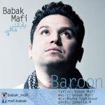 کاور آهنگ Babak Mafi - Baroon
