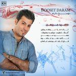 کاور آهنگ Saeed Mobarhan - Dooset Daram