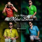 کاور آهنگ Milad Baran - Vaghti Mikhandi
