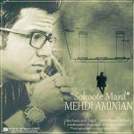 کاور آهنگ Mehdi Aminian - Sokoote Mard