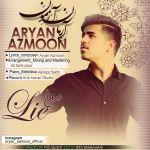کاور آهنگ Aryan Azmoon - Doroogh
