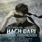 کاور آهنگ Mohsen EbrahimZadeh - Hagh Dari