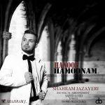 کاور آهنگ Shahram Jazayeri - Hanooz Hamoonam