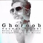 کاور آهنگ Hooman Rajabi - Ghoroob