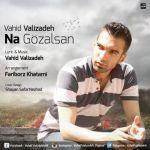 کاور آهنگ Vahid Valizadeh - Na Gozalsan