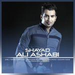 کاور آهنگ Ali Ashabi - Shayad