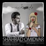 کاور آهنگ Shahrad Omidvar - Delam Shahrivare