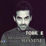 کاور آهنگ Shamim - Tobeye Gorg