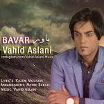 کاور آهنگ Vahid Aslani - Bavar