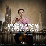 کاور آهنگ Hossein Khosroshahi - Tasavor