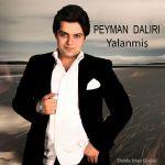 کاور آهنگ Peyman Daliri - Yalanmis