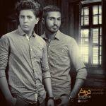 کاور آهنگ Ehsan Belali - Doroogh (Ft Erfan Shayesteh)