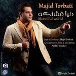 کاور آهنگ Majid Torbati - Donya Ghashange