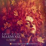 کاور آهنگ Amir Azimi - MarMooz