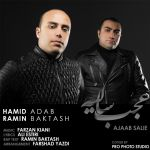 کاور آهنگ Hamid Adab - Ajaab Sali (Ft Ramin Baktash)