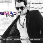 کاور آهنگ Emad - Azizam