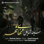کاور آهنگ Saeed Asayesh - Tanhaye Shahr