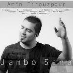 کاور آهنگ Amin Firouzpour - Jambo Sana