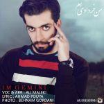 کاور آهنگ Ali Maleki - Man Khordadiam