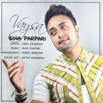 کاور آهنگ Sina Parpari - Vaysa