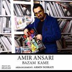 کاور آهنگ Amir Ansari - Bazam Kame