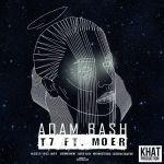کاور آهنگ Moer - Adam Bash (Ft T7)