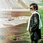 کاور آهنگ Habib - Donya (Remix)
