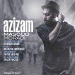 کاور آهنگ Masoud Moradi - Azizam