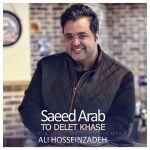 کاور آهنگ Saeed Arab - To Delet Khase