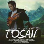 کاور آهنگ Ehsan Neyzan - Tosan