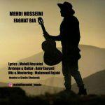 Mehdi Hosseini - Faghat Bia