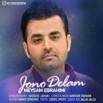 کاور آهنگ Meysam Ebrahimi - Jono Delam