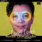 کاور آهنگ Mohsen EbrahimZadeh - Doneh Doneh