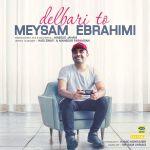کاور آهنگ Meysam Ebrahimi - Delbari To