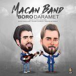کاور آهنگ Macan Band - Boro Daramet
