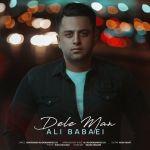 کاور آهنگ Ali Babaei - Dele Man