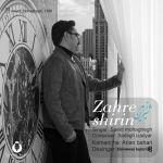 کاور آهنگ Saeed Mohaghegh - Zahre Shirin